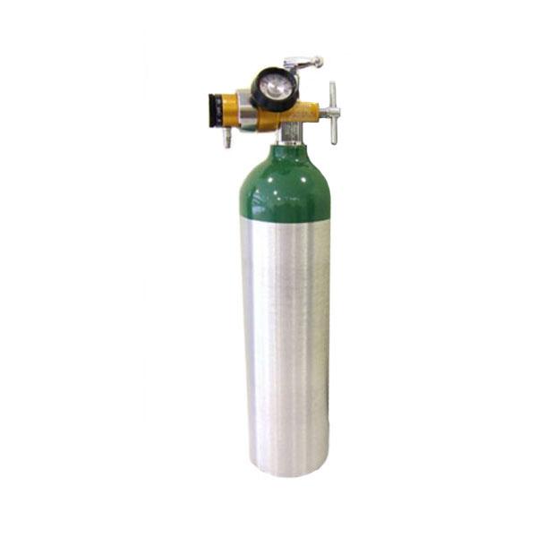 Φιάλη οξυγόνου αλουμινίου 1