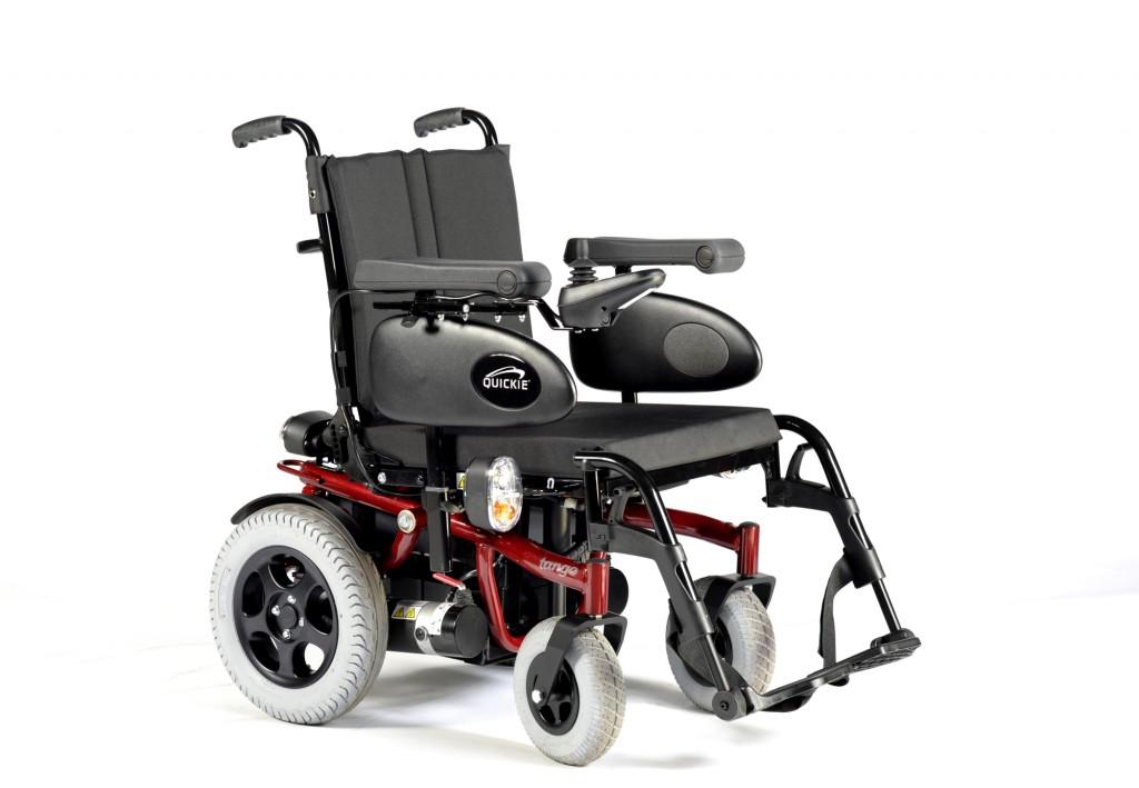 Ηλεκτροκίνητο αμαξίδιο Tango Sunrise Medical 1
