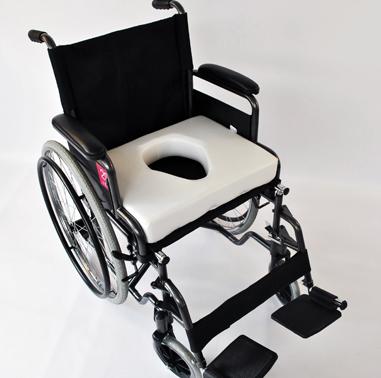 Μαξιλάρι αναπηρικού αμαξιδίου με οπή 1