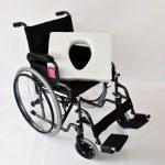 Μαξιλάρι αναπηρικού αμαξιδίου με οπή 2