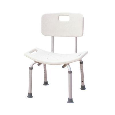 Καρέκλα Μπάνιου Με Πλάτη 1
