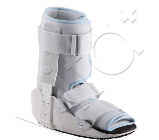 Κνημοποδικός νάρθηκας χαμηλός (τύπου μπότα) 1