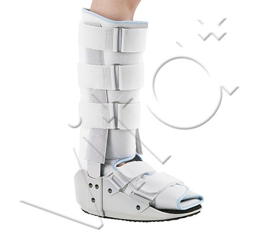 Κνημοποδικός νάρθηκας (τύπου μπότα) 1
