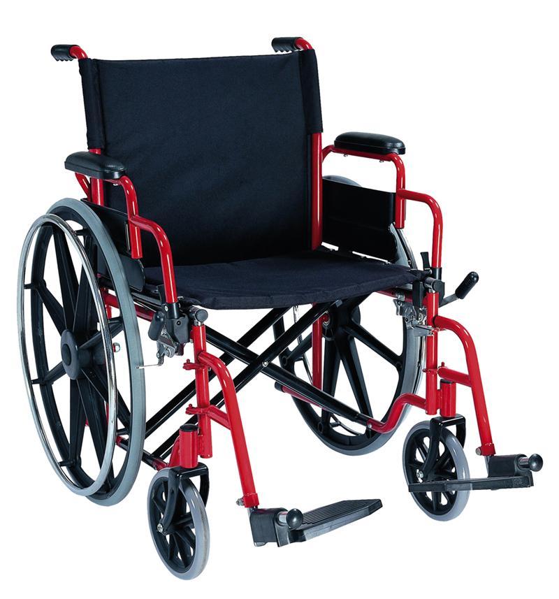 Αναπηρικό Αμαξίδιο Βαρέως Τύπου 1