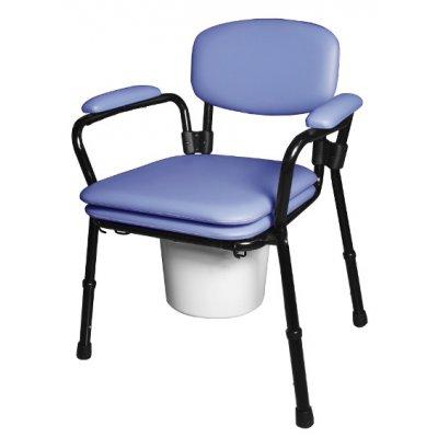 Κάθισμα Τουαλέτας Με Επένδυση Αφρολέξ 1