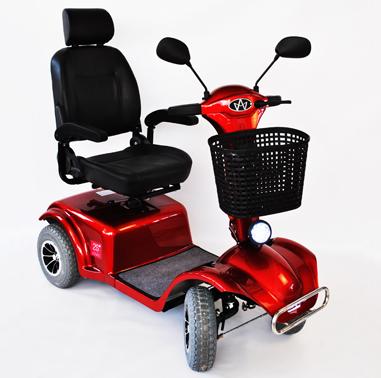 Ηλεκτροκίνητο Scooter J60FL by 2s 1