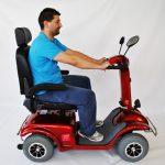 Ηλεκτροκίνητο Scooter J60FL by 2s 5