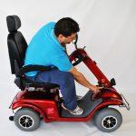 Ηλεκτροκίνητο Scooter J60FL by 2s 6