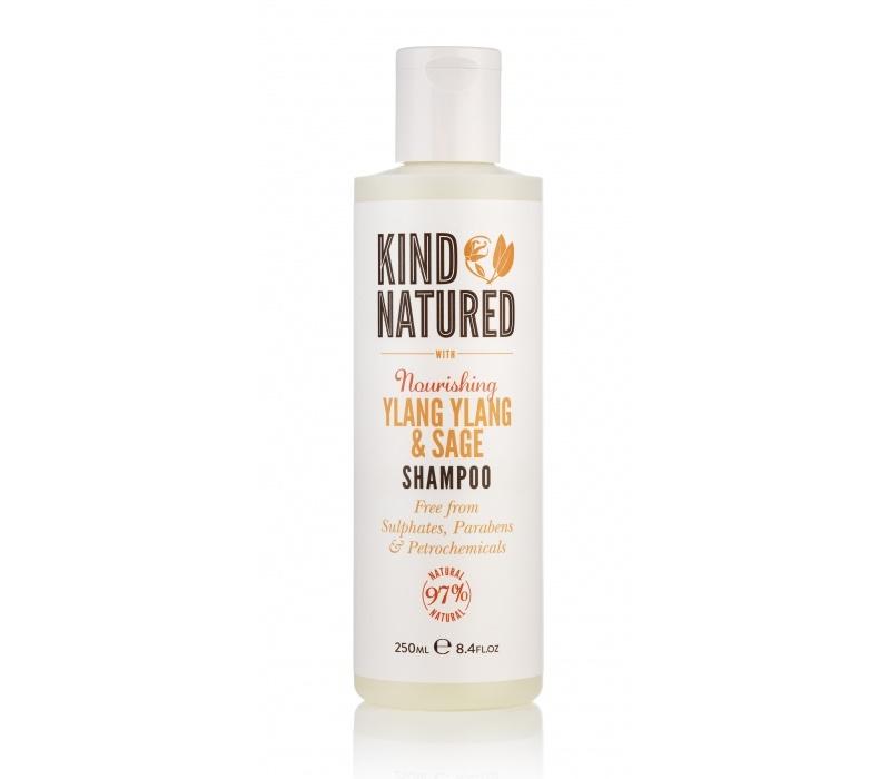 Kind Natured Nourishing Shampoo Ylang-Ylang & Sage 1