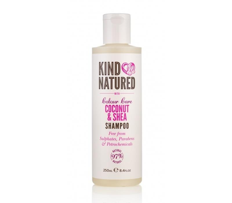 Kind Natured Colour Care Shampoo Coconut & Shea 1