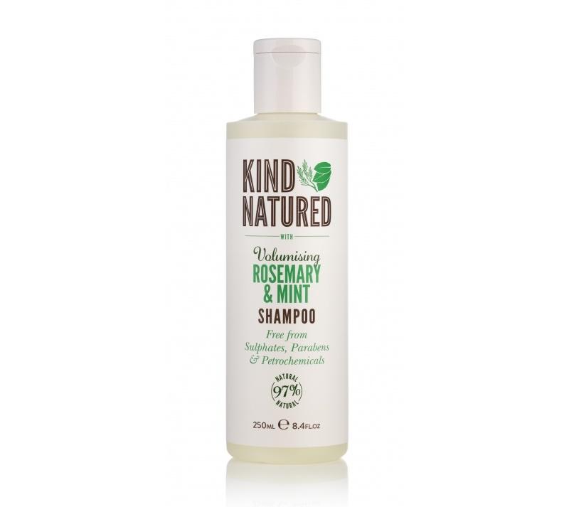Kind Natured Volumising Shampoo Rosemary & Mint 1