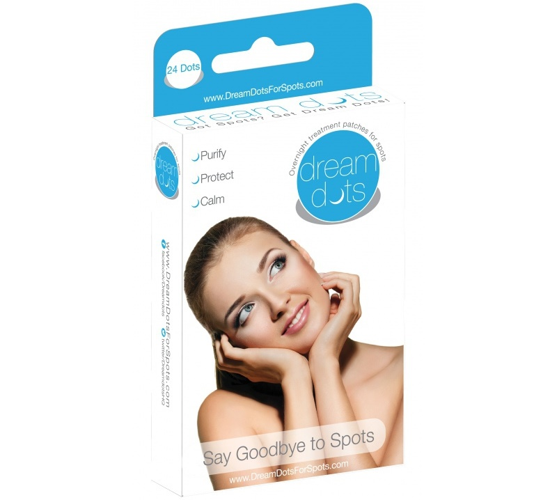Dream Dots - Overnight Treatment Patches for Spots 1
