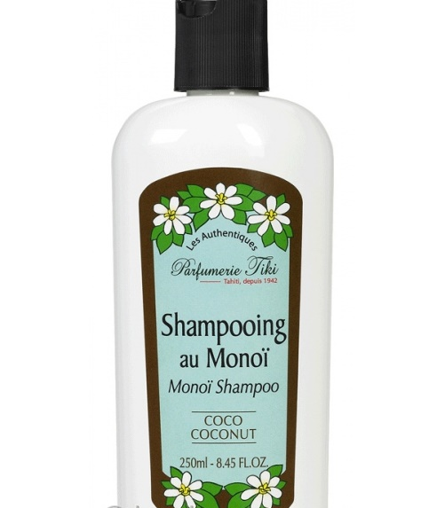 Monoi Tiki Tahiti Shampoo Coco Coconut 250ml 1