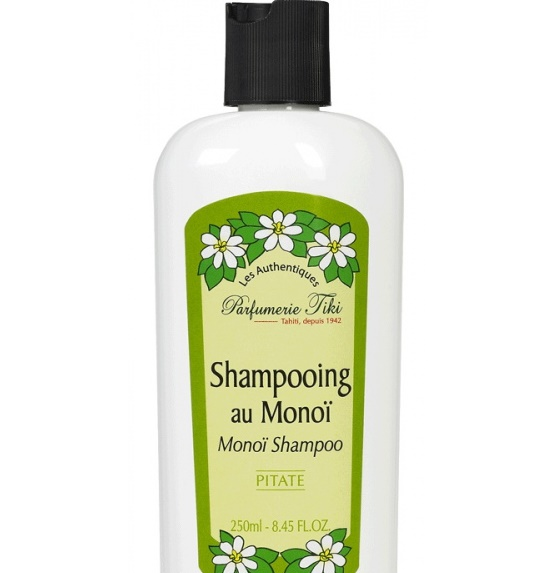 Monoi Tiki Tahiti Shampoo Pitate 250ml 1