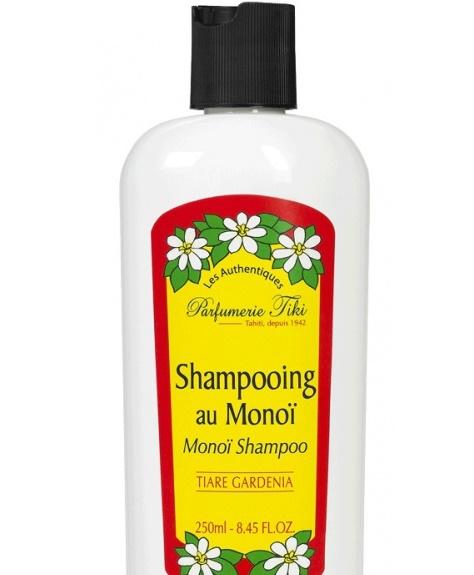 Monoi Tiki Tahiti Shampoo Tiare Gardenia 250ml 1