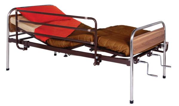 Κρεβάτι Πολύσπαστο 1